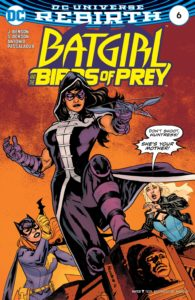 Batgirl and the Birds of Prey #6