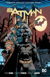 Batman: Rebirth Deluxe Edition Book 1