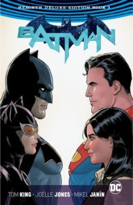 Batman: Rebirth Deluxe Edition Book 3
