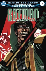 Batman Beyond #11