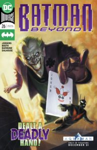 Batman Beyond #26