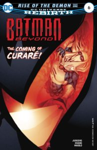 Batman Beyond #6