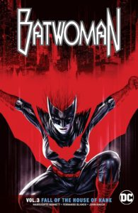 Batwoman Vol. 3: Fall of the House of Kane