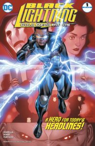 Black Lightning: Cold Dead Hands #1