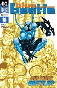 Blue Beetle #18