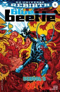 Blue Beetle #5