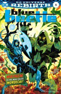 Blue Beetle #6