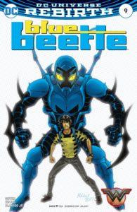 Blue Beetle #9