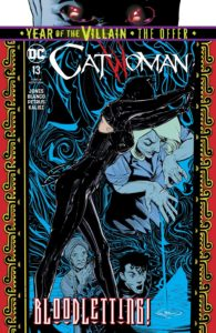Catwoman #13