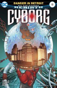 Cyborg #13
