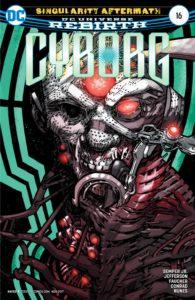 Cyborg #16