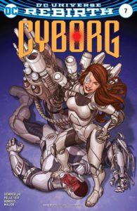 Cyborg #7