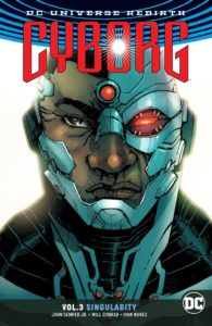 Cyborg Vol. 3: Singularity