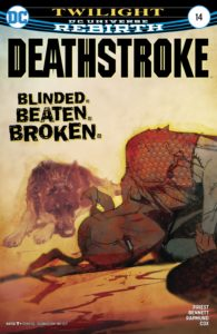Deathstroke #14