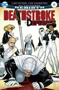 Deathstroke #23