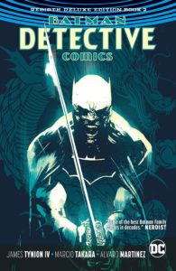 Detective Comics: Rebirth Deluxe Edition Book 2