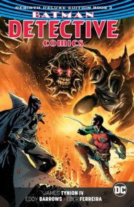 Detective Comics: Rebirth Deluxe Edition Book 3