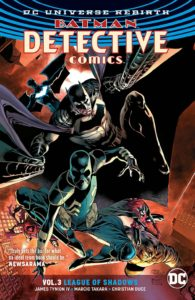 Detective Comics Vol. 3: League of Shadows