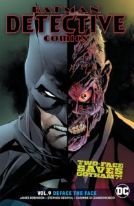 Detective Comics Vol. 9: Deface the Face