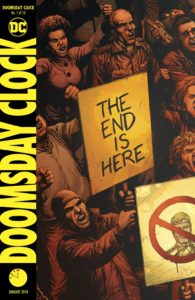 Doomsday Clock #1