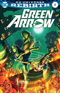 Green Arrow #5