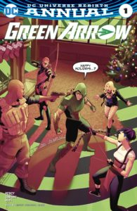Green Arrow Annual #1