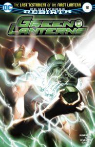 Green Lanterns #18