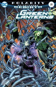 Green Lanterns #20
