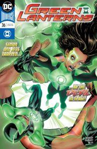 Green Lanterns #36