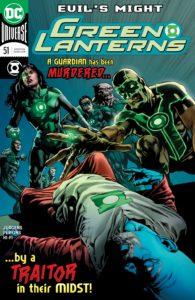 Green Lanterns #51