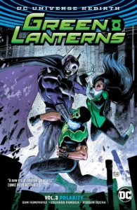 Green Lanterns Vol. 3: Polarity