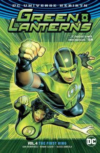 Green Lanterns Vol. 4: The First Ring