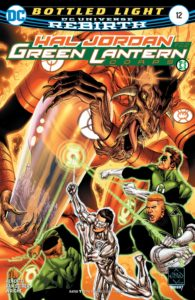 Hal Jordan and the Green Lantern Corps #12