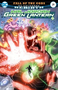 Hal Jordan and the Green Lantern Corps #29