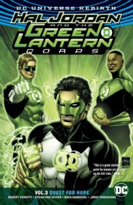 Hal Jordan and the Green Lantern Corps Vol. 3: The Quest for Hope