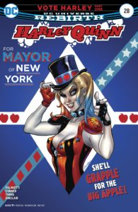 Harley Quinn #28