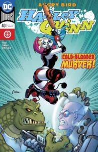 Harley Quinn #40