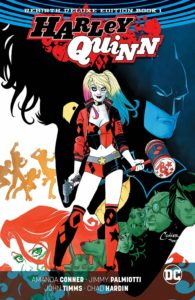 Harley Quinn: Rebirth Deluxe Edition Book 1