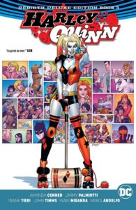 Harley Quinn: Rebirth Deluxe Edition Book 3