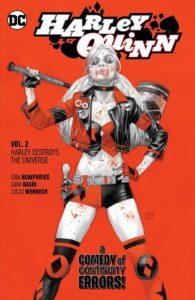 Harley Quinn Vol. 2: Harley Destroys the Universe