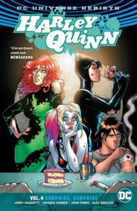 Harley Quinn Vol. 4: Surprise, Surprise