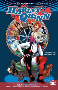 Harley Quinn Vol. 5: Vote Harley