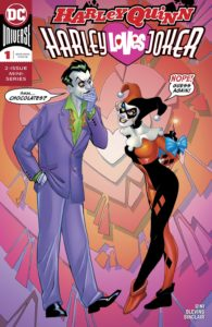 Harley Quinn: Harley Loves Joker #1