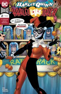 Harley Quinn: Harley Loves Joker #2