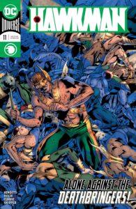 Hawkman #11