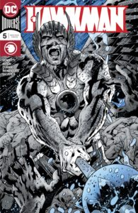 Hawkman #5