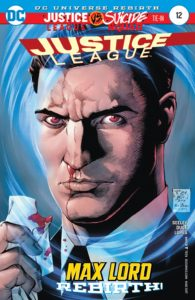 Justice League #12
