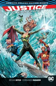 Justice League: Rebirth Deluxe Edition Book 2