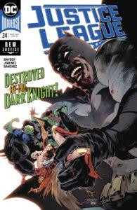 Justice League #24