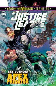 Justice League #28